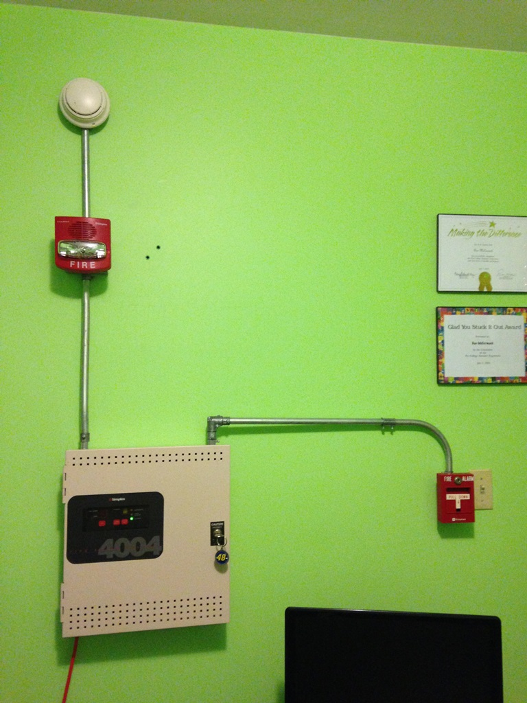 how to stop fire alarm