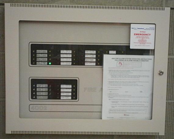 Fazone - Fire Alarms - Grade School Fire Alarms